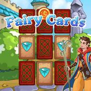 Fairy Cards - Puzzle game icon