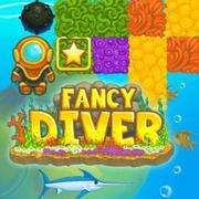 Fancy Diver - Matching game icon