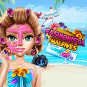 Fashionista Maldives - Girls game icon