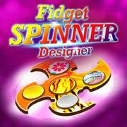 Fidget Spinner Designer - Girls game icon