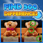 Find 500 Differences - Skill game icon