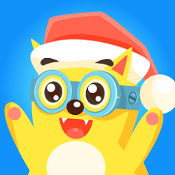 FlapCat Christmas - Arcade game icon