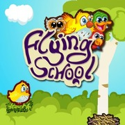 Flying School - Skill game icon