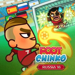 Foot Chinko World Cup - Arcade game icon