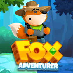 Fox Adventurer - Adventure game icon