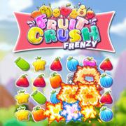 Fruit Crush Frenzy - Puzzle game icon