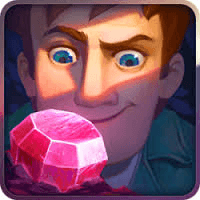 Gemcrafter - Puzzle game icon
