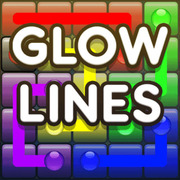 Glow Lines - Puzzle game icon