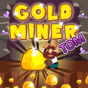 Gold Miner Tom - Action game icon