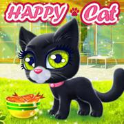 Happy Cat - Girls game icon