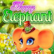 Happy Elephant  - Girls game icon
