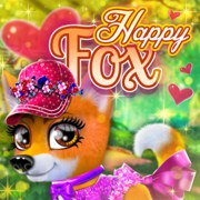 Happy Fox - Girls game icon
