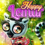 Happy Lemur - Girls game icon
