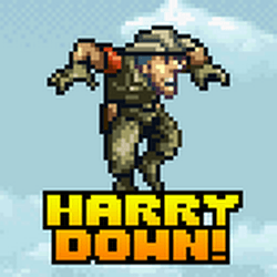 Harry Down - Adventure game icon