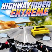 Highway Rider Extreme - Skill game icon