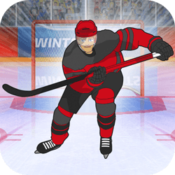 Hockey Hero - Arcade game icon