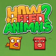 How To Feed Animals - Puzzle game icon