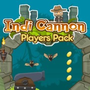 Indi Cannon - Players Pack - Action game icon