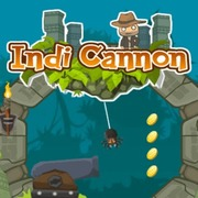 Indi Cannon - Action game icon