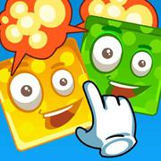Jelly Collapse - Matching game icon