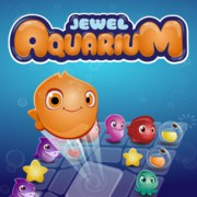 Jewel Aquarium - Matching game icon