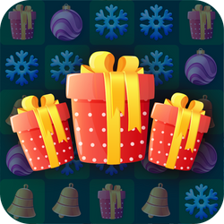 Jewel Magic Xmas - Puzzle game icon