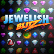 Jewelish Blitz - Matching game icon