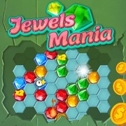 Jewels Mania - Matching game icon