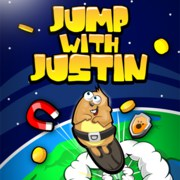 Jump With Justin - Skill game icon