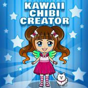 Kawaii Chibi Creator - Girls game icon