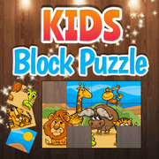Kids Block Puzzle - Puzzle game icon