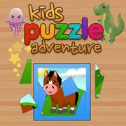 Kids Puzzle Adventure - Puzzle game icon