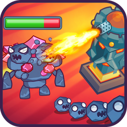 King Rugni Tower Defense - Strategy game icon