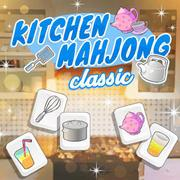 Kitchen Mahjong Classic - Puzzle game icon