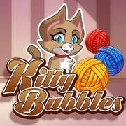 Kitty Bubbles - Girls game icon