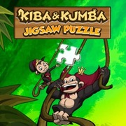 Kiba & Kumba Jigsaw Puzzle - Educational game icon