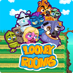 Looney Roonks - Puzzle game icon