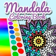 Mandala Coloring Book - Educational game icon