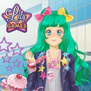 Manga Lily - Girls game icon