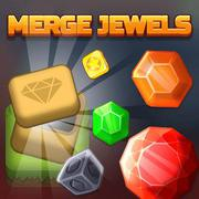 Merge Jewels - Puzzle game icon