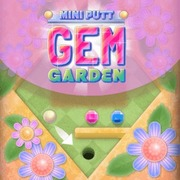 Mini Putt Gem Garden - Sport game icon