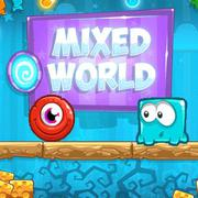 Mixed World - Puzzle game icon