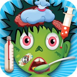 Monster Hospital - Girls game icon