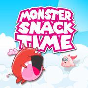 Monster Snack Time - Puzzle game icon