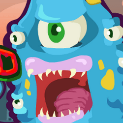 Monsteroid - Arcade game icon