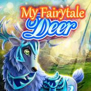 My Fairytale Deer - Girls game icon
