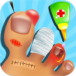 Nail Doctor - Girls game icon