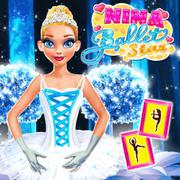 Nina Ballet Star - Girls game icon