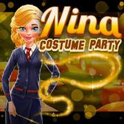 Nina - Costume Party - Girls game icon