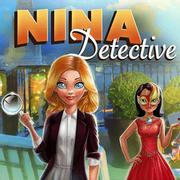 Nina - Detective  - Girls game icon
